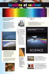Couleur : art, science et nature | COMVV