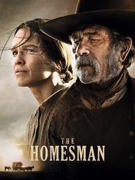 Homesman (The) / Réalisé par Tommy Lee Jones | Jones, Tommy Lee. Monteur