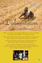 Alimentation (L') : Santé et crise alimentaire | COMVV