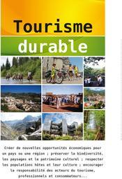 Tourisme durable | COMVV