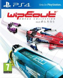 Wipeout : Omega collection  