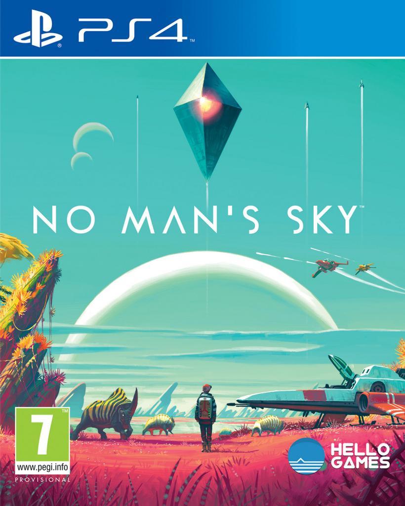 No man's sky |