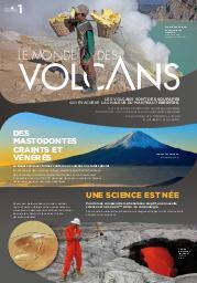 Le monde des volcans | Bodoni