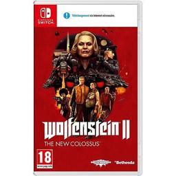 Wolfenstein II : The new colossus |
