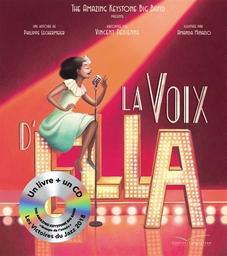 La Voix d'Ella   Dedienne, Vincent (1987-....). Narrateur