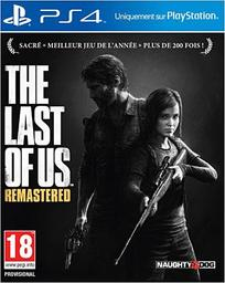 The last of us : Remastered |