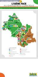 Changement climatique en Isère | Département de l'Isère
