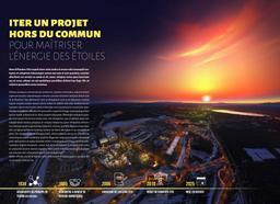 ITER l'énergie du futur ? / Synops-Editions | Lima, Pedro. Auteur