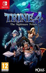 Trine : ultimate collection . Trine 4 : The nightmare prince. Trine : Enchanted edition. Trine 2 : Complete story. Trine 3 : The artifacts of power  |