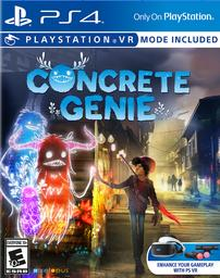 Concrete Genie |