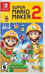Super Mario Maker 2  |