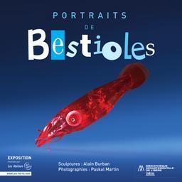 Portraits de bestioles / Les ateliers Art terre | Burban, Alain (1960-....). Sculpteur