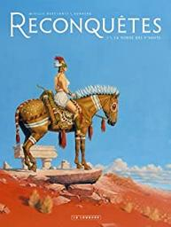 Reconquêtes : SERIE BD EN PACK / Sylvain Runberg | Runberg, Sylvain (1971-....)
