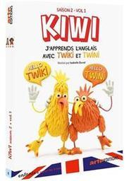 Kiwi : saison 2 : volume 1 / Réalisé par Isabelle Duval | Duval, Isabelle. Instigateur