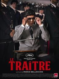 Traître (Le) = Il Traditore / Réalisé par Marco Bellocchio | Bellocchio, Marco. Metteur en scène ou réalisateur