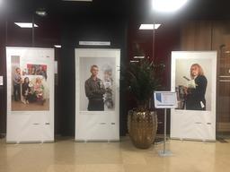 Portraits de bénévoles | Bibliothèque départementale de l'Isère