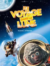 Le Voyage dans la Lune / Réalisé par Rasmus A. Sivertsen   Sivertsen, Rasmus A.. Metteur en scène ou réalisateur