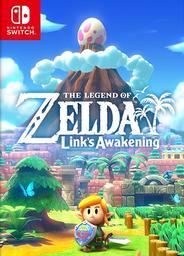 The legend of Zelda : Link's Awakening |
