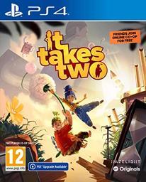 It takes two |