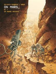 On Mars_ : SERIE BD EN PACK / Sylvain Runberg | Runberg, Sylvain (1971-....)