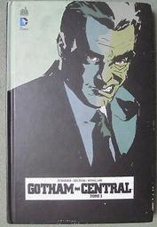 Gotham central 1 | Rucka, Greg (1969-....). Auteur