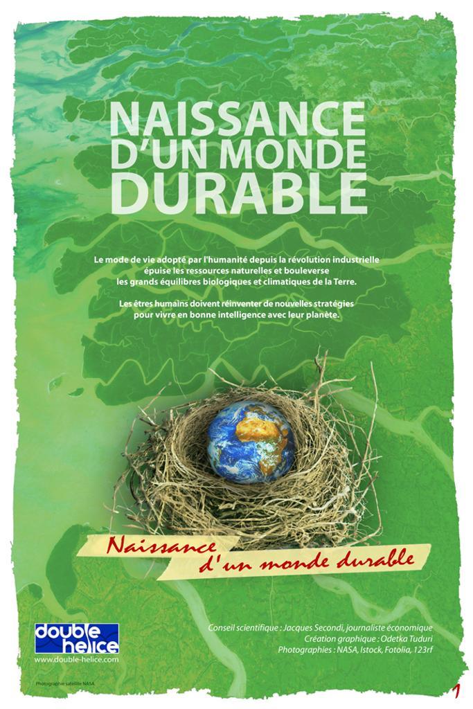 Naissance d'un monde durable |