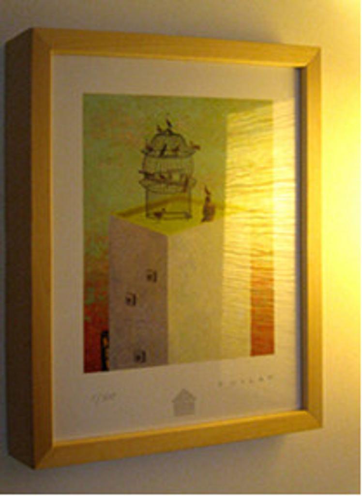 Trésors d'illustrateurs I : de B. Alemagna à O. Tallec | la maison en carton