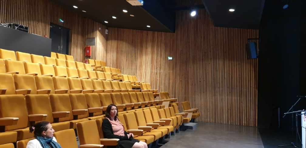 Auditorium / salle de spectacle