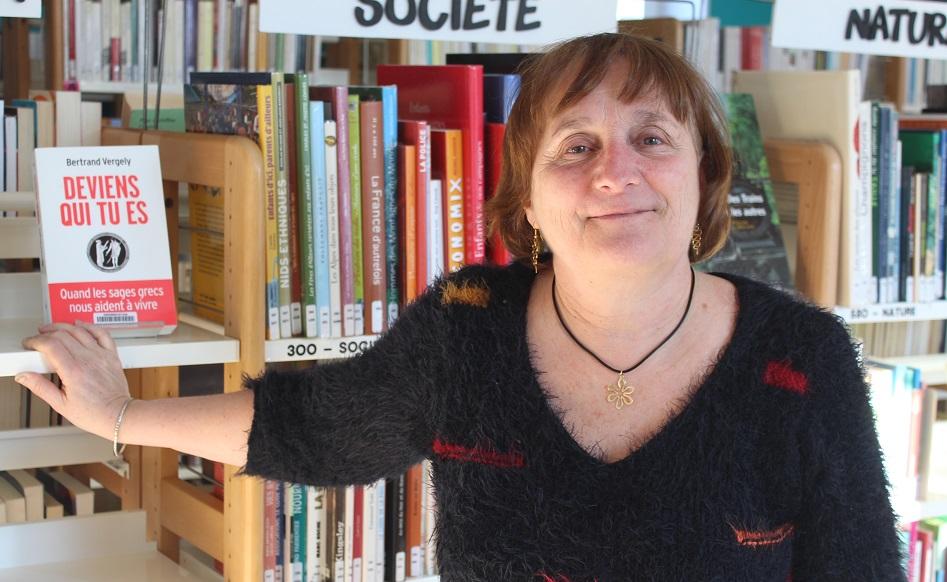 Françoise Antonakios : Bibliothécaire à Virieu sur Bourbre |